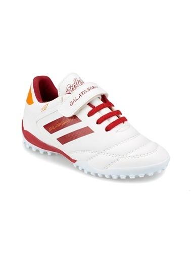 Galatasaray Halı Saha Ayakkabısı Beyaz